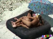 video porno voyeur en la playa
