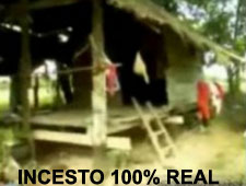 Incesto 100% real con mujeres virgenes de una tribu indígena - Videos de incesto